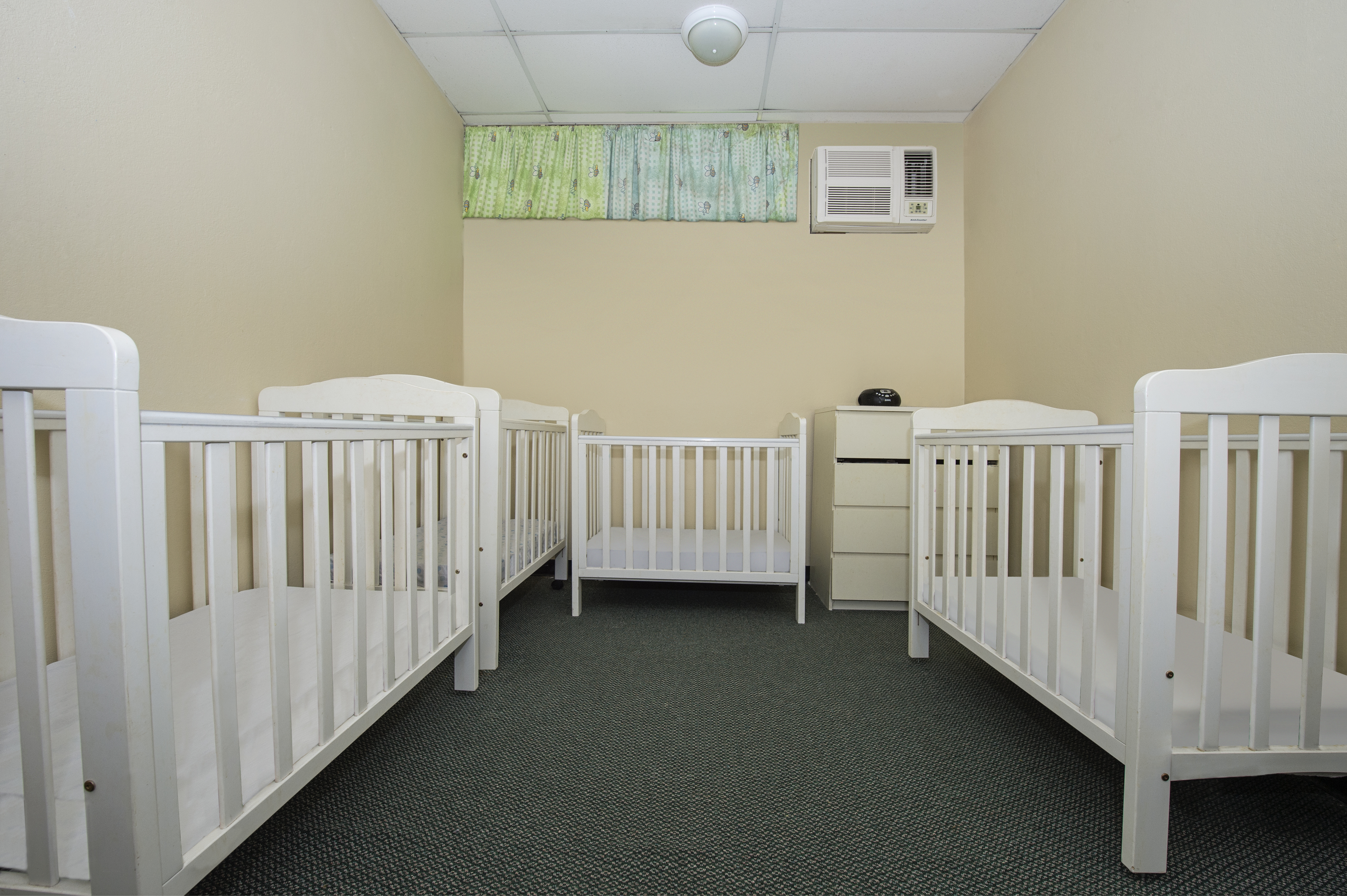 Infant room at Milestones Wagaman